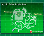 Mystic Ruins Jungle Area