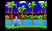 Sega3DClassics 3D Sonic Spin Dash