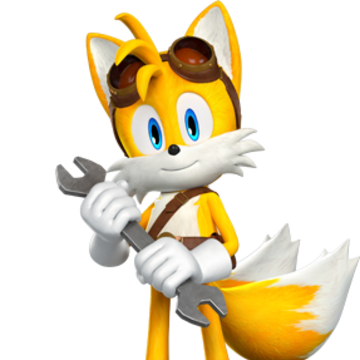 Miles Tails Prower Sonic Boom Sonic News Network Fandom