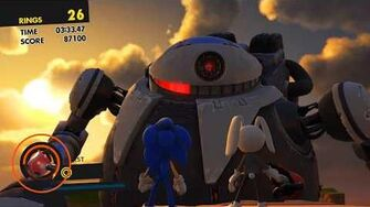 Sonic Forces - Beta Sunset Heights Full Playthrough