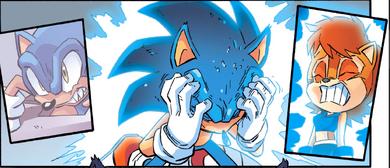 Sonic the werehog-a2
