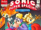 Archie Sonic Super Special Issue 9