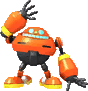 Egg Pawn (Sonic Colors Texture 1)
