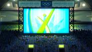 Mario Sonic Olympic Winter Games Festival Mode Ending 11