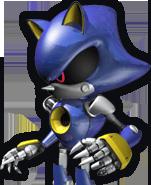 Metal Sonic Rivals sprite 1