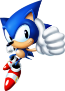 Screen Saver Sonic
