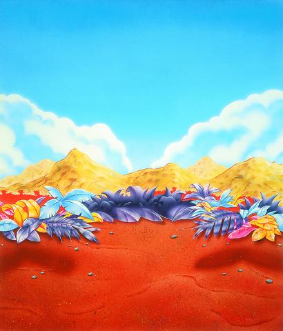 File:Sonic 3 Sega Mega Drive II bundle background artwork front.png