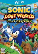 Sonic Lost World Wii U JP