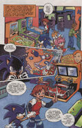 Sonic X issue 19 page 4