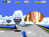 Special Stage (Sonic the Hedgehog CD)
