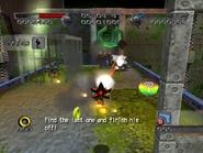 Prison Island poziom 46