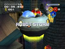 Robot Storm