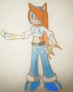 Shelly Drawn