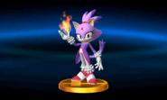 Smash 4 3DS Trophy Screen 19