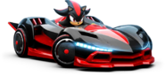 SonicRacing ShadowDarkReaper