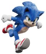 Sonic Film Sonic Artwork 3