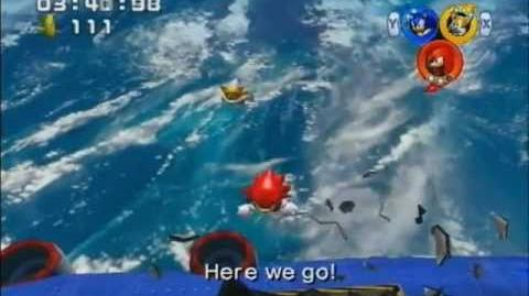 Sonic Heroes Super Hard Mode - All Stages
