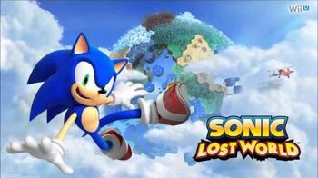 "Sonic Lost World ""Sky Road Act 4 (Thundercloud Acropolis)"" Music-0"
