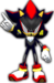 Sonic Rivals 2 - Shadow the Hedgehog model