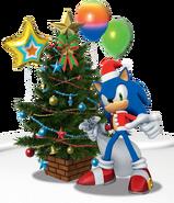 Sonic Xmas 1