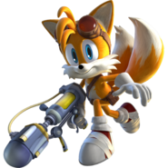 Tails FireIce 2