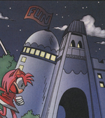 Twinke Park Sonic X