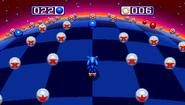 BlueSpheresSM 8