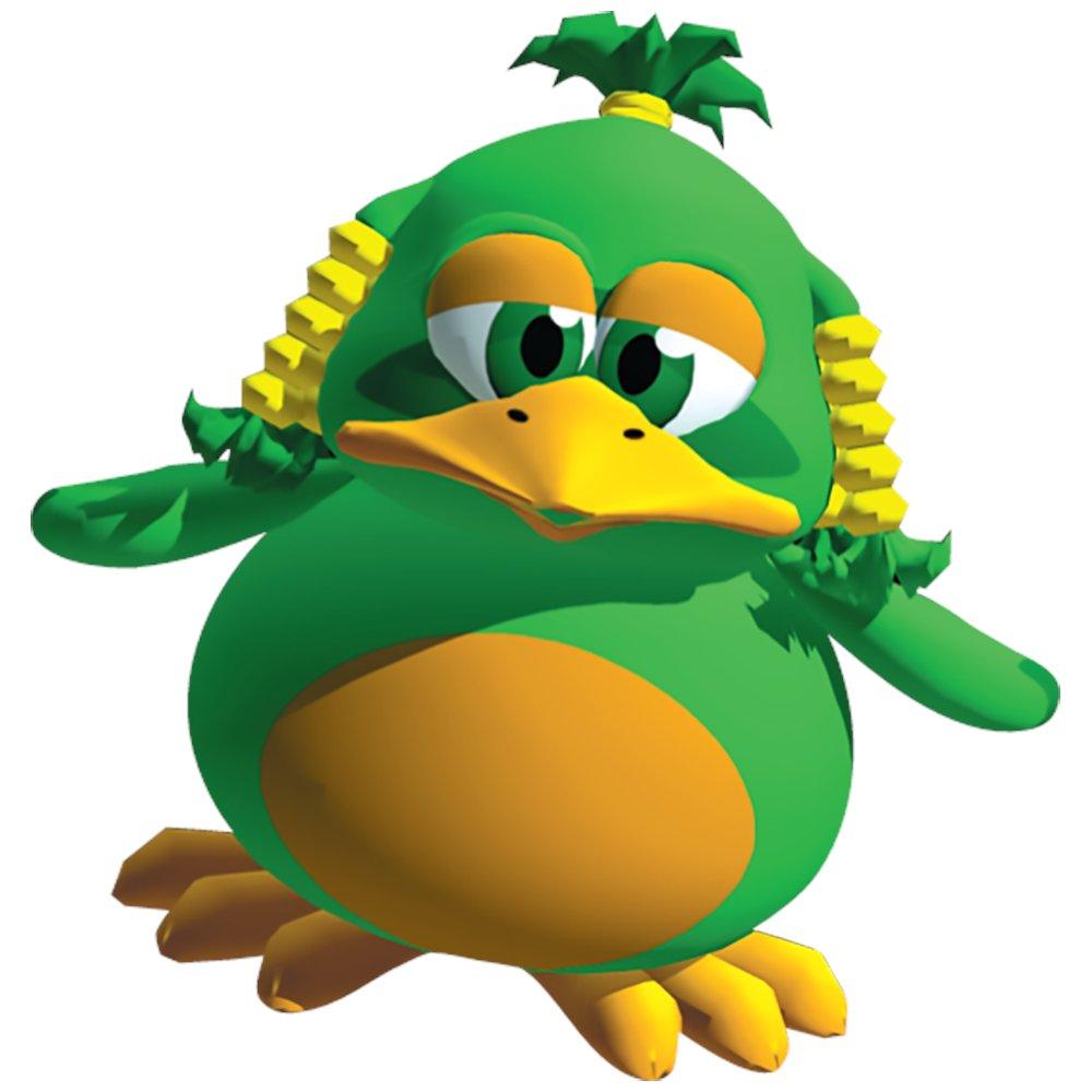 Flicky Green 1
