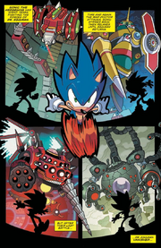IDW 1 Preview 2