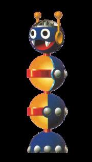 Sonic & tails ballTower