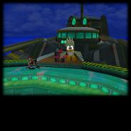 Sonic Adventure Credits (Gamma 26)
