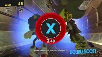 Sonic Forces Final Judgement speedrun