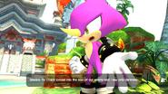 Sonic Generations Espio Reaction Classic