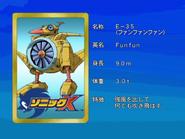 Sonic X karta 24