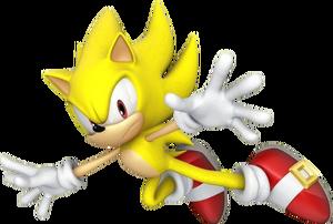 Super Sonic Lost World