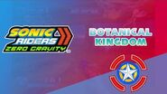 Botanical Kingdom - Sonic Riders Zero Gravity