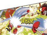 Homing Attack (IDW)