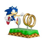 Loot Crate Sonic figure