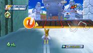 Mario Sonic Olympic Winter Games Gameplay 235