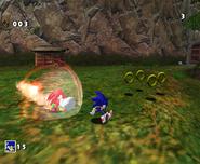 SA Sonic vs Knuckles DX 2