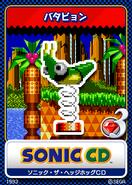 Sonic CD karta 9