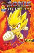 Sonic The Hedgehog -287 (variant)