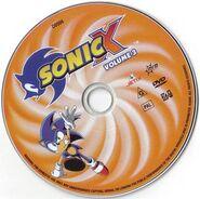 Sonic X Volume 3 AUS DVD