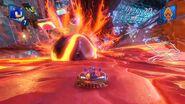 Team Sonic Racing Hidden Volcano7