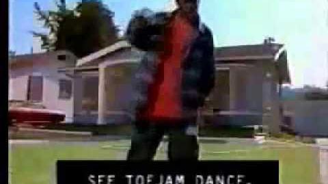Toejam and Earl (Sega Genesis Mega Drive) - Retro Video Game Commercial Ad