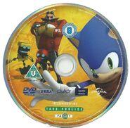 Sonic Boom Volume 2 Disc