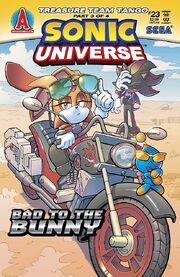 Sonic Universe Numero 23