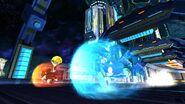 Sonic v Shadow Boss ARK Race