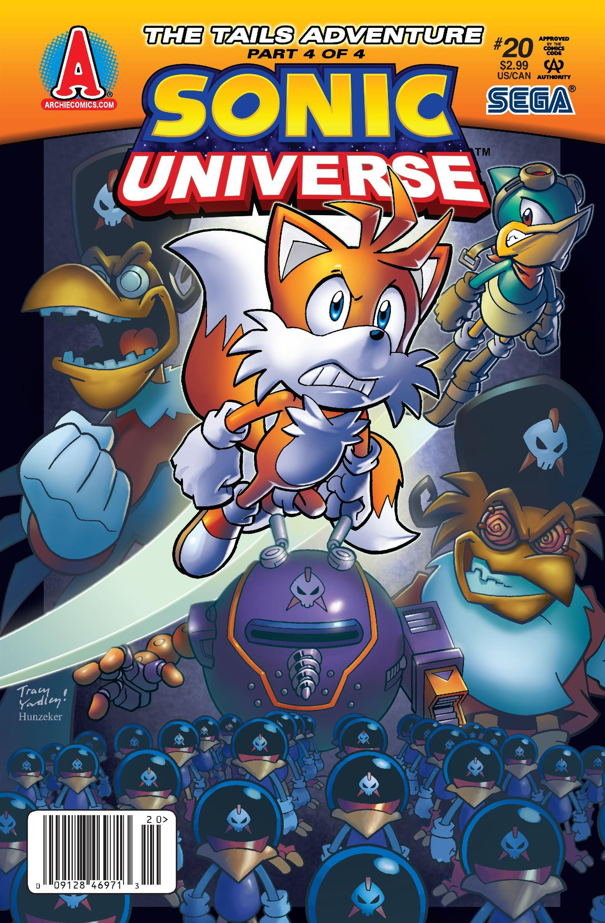 Image result for Sonic universe 20
