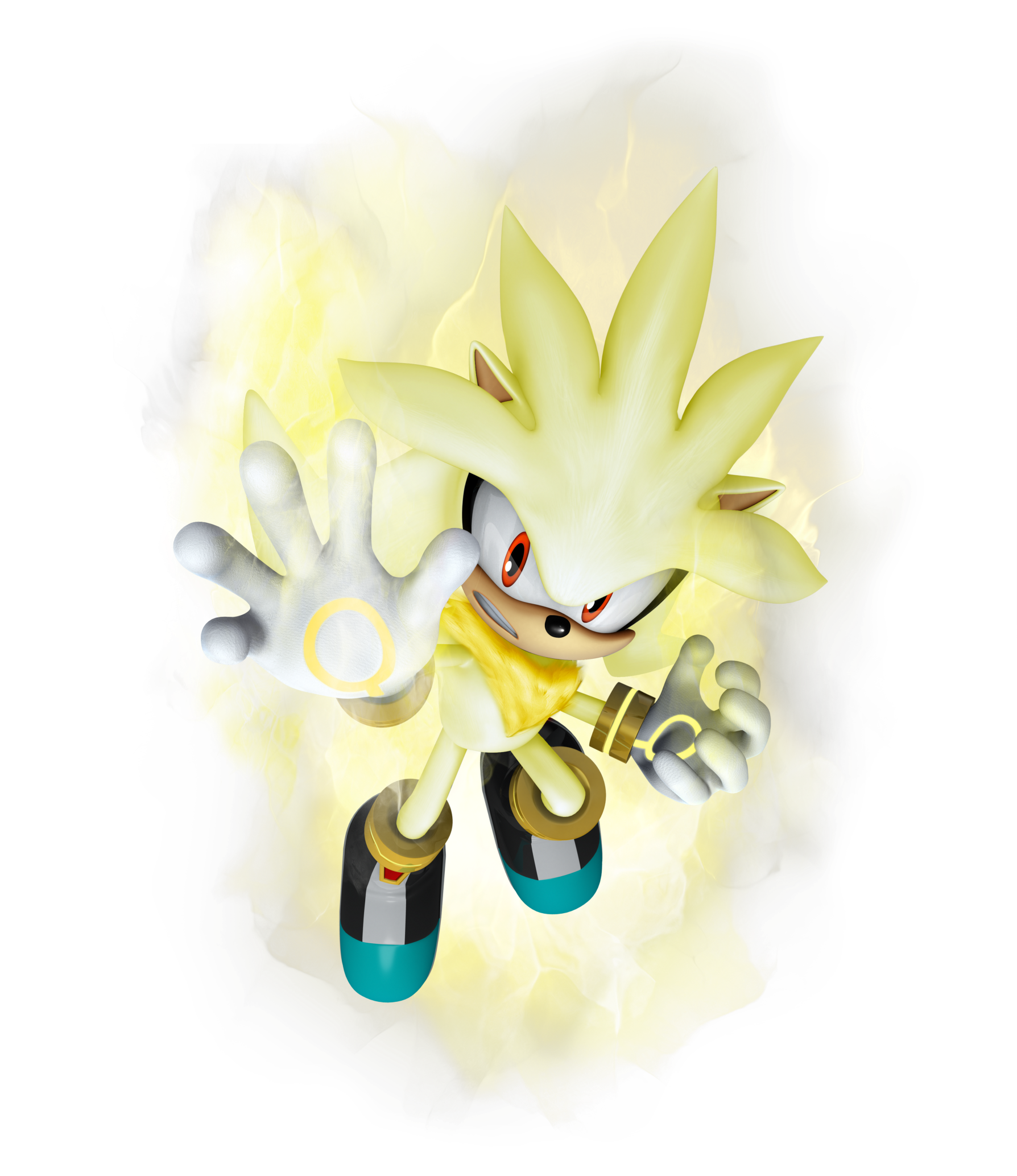 Super Silver | Sonic News Network | FANDOM powered by Wikia